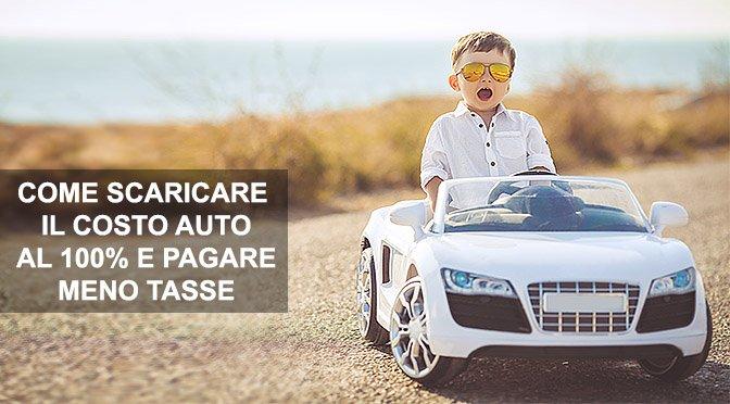 scaricare il costo auto