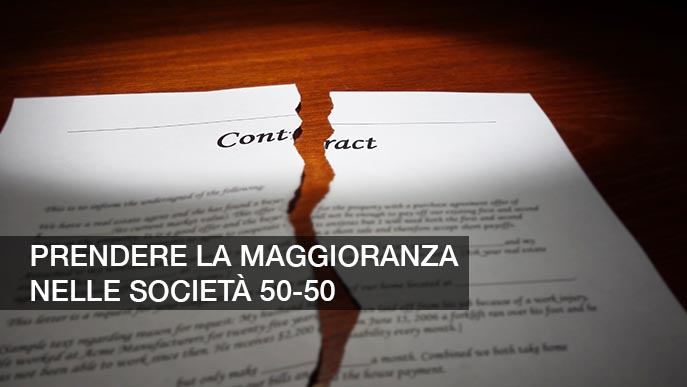 società 50-50