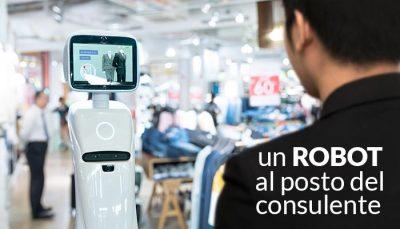 Questo robot sostituirà il tuo consulente