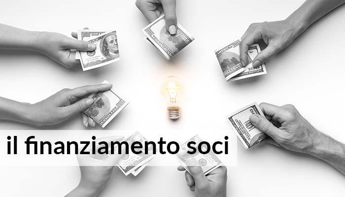 finanziamento soci