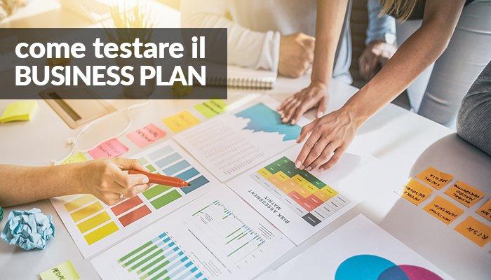 testare il business plan